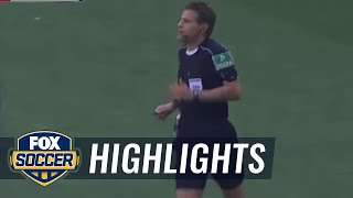 Marco Reus gives Dortmund early advantage | 2016-17 Bundesliga Highlights