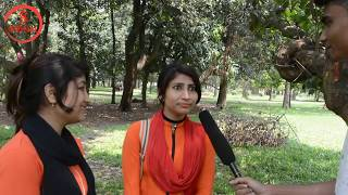 Bangla Funny Video | মেয়েদের গোপন জিনিস দেখুন | Awkward Interview । SamsuL Official