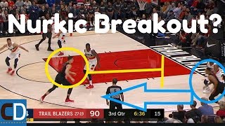 Why The Blazers Offense Is Tearing Up The NBA
