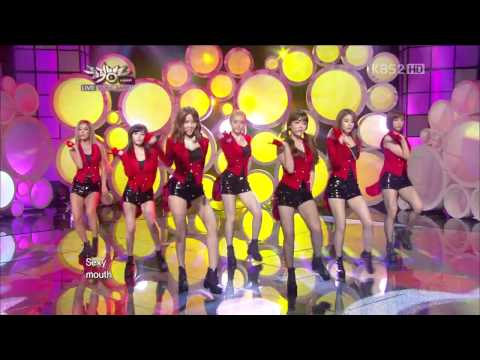 (120921)(hd) T-ara - Sexy Love video