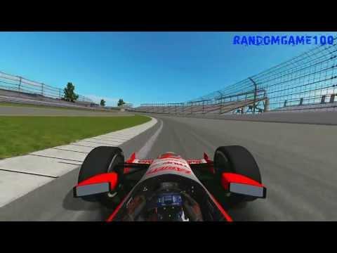 rFactor - Izod IndyCar 2013 Sebastien Bourdais @ Indianapolis