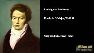 Ludwig van Beethoven, Rondo in G Major, WoO 41