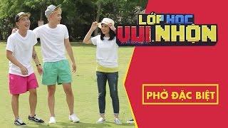 Lớp Học Vui Nhộn 130 - Phở Đặc Biệt | Bubble Ball & Bắn Cung | Game Show Hài Hước Việt Nam