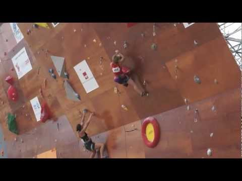 IFSC World Youth Championship -- Singapore 2012