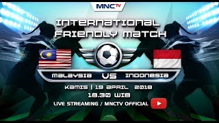 Download Lagu MALAYSIA VS INDONESIA - (FT : 4-1) International Friendly Match 2018 Gratis STAFABAND