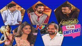 Mahanati Team Chit Chat   Keerthy Suresh   Krish   Avasarala Srinivas   Nag Ashwin