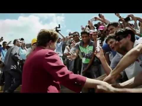 Dilma Rousseff: programa eleitoral de 19/08 #DilmanaTV