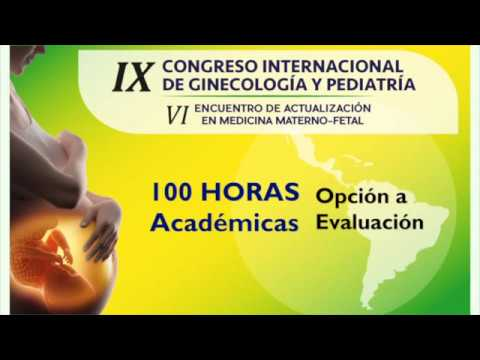 9no Congreso Internacional de Ginecología y Pediatría thumbnail