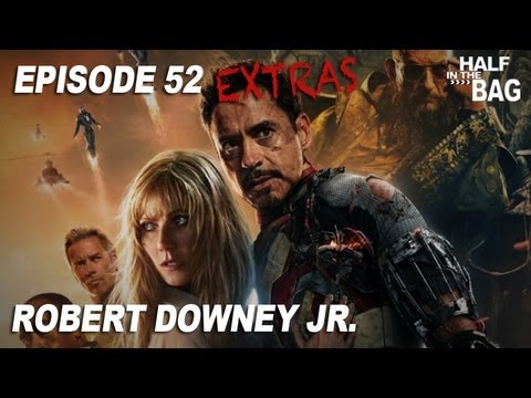Half in the Bag Extras: More Iron Man 3 Talk