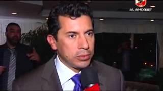 تكريم وفاق سطيف من قبل الاتحاد المصرى للثقافه الرياضيه