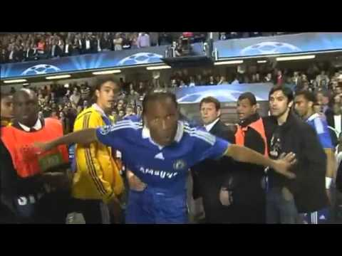 Didier Drogba - It's A Fucking Disgrace! video