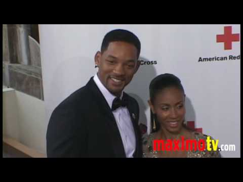hqdefault Video | Will Smith and Jada Pinkett Smith Together at Red Tie Affair Fundraiser Gala April 17, 2010