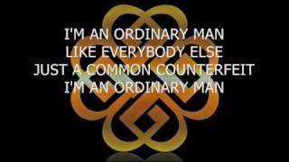 Watch Breaking Benjamin Ordinary Man video