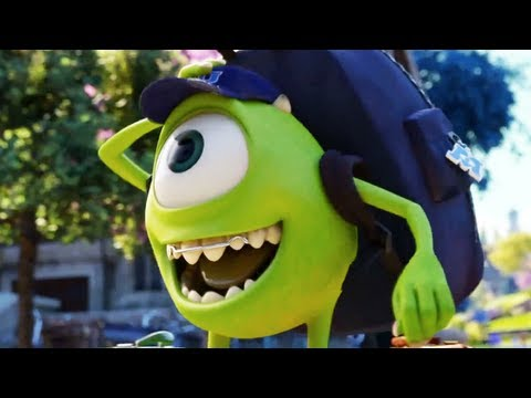 Monsters University Trailer #2 2013 Disney-Pixar Movie - Official [HD]