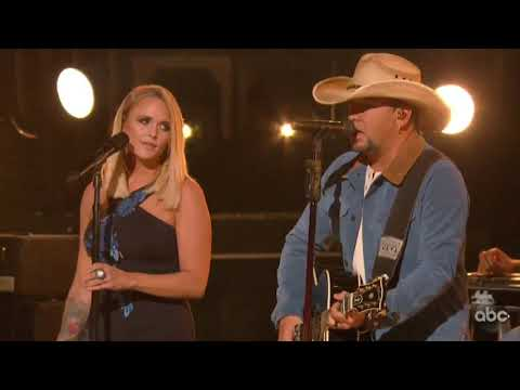 Download Lagu  Jason Aldean, Miranda Lambert Deliver Aching CMA Awards Performance Mp3 Free