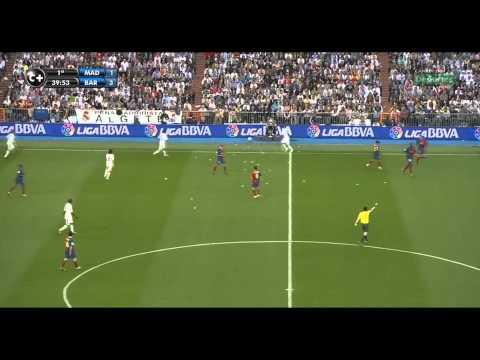Gerard Piqué vs Real Madrid 10-11 (Away) HD 720p