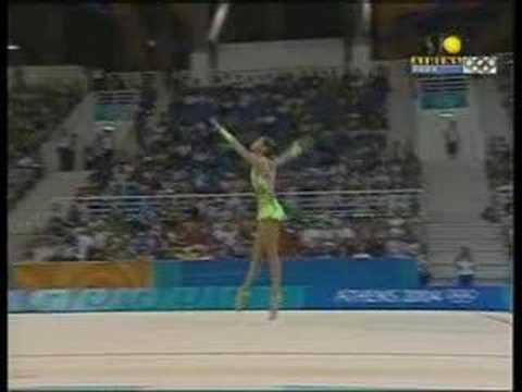 Rhythmic gymnastics montage :P