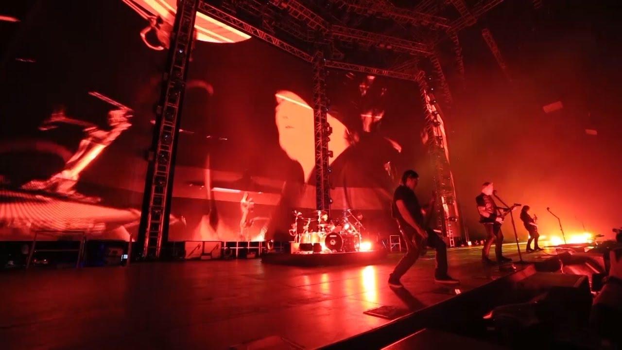 Metallica: Hardwired (MetOnTour - Seoul, South Korea - 2017)