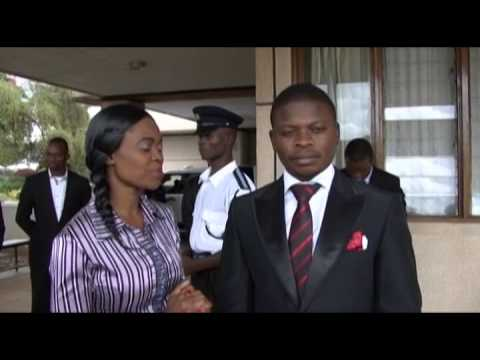 Prophet Shepherd Bushiri - Pray for peaceful  Malawi 2014 presidential elections
