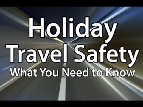 Holiday Travel Safety
