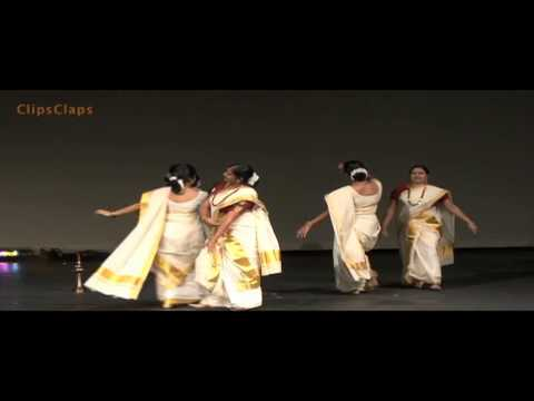 Thiruvathara Kali - Kerala Folk Dance video