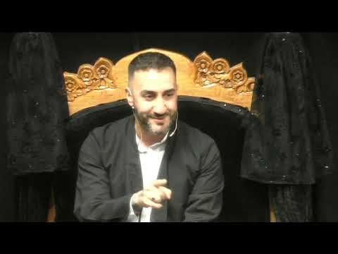 1. Kerbala And The Holocaust | Dr Sayed Ammar Nakshawani | Eve Of 1st Muharram | 31/08/2019