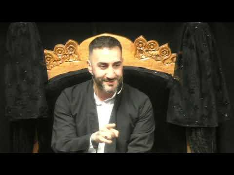 1. Kerbala And The Holocaust | Dr Sayed Ammar Nakshawani | Eve Of 1st Muharram | 31/08/2019