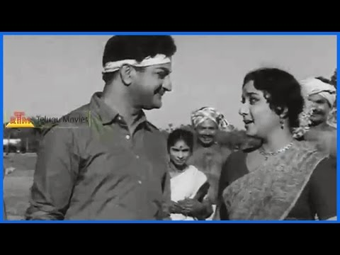Ramu - Telugu Full Length Movie - Nandamuri Taraka Ramarao(ntr),jamuna video