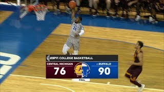UB Men's Basketball vs Central Michigan Post Game Recap