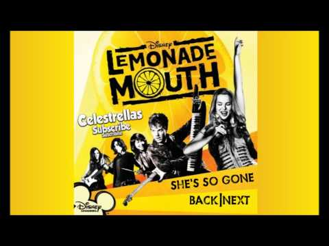 Lemonade Mouth - She's so gone - Soundtrack