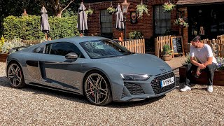 Driving The R8 V10 Performance HARD! *New Audi R8 Review*