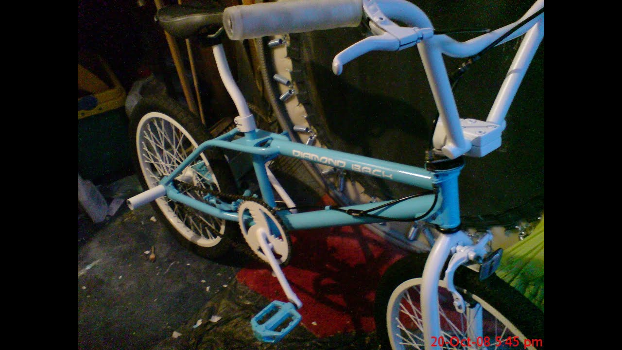 how to spray paint a bike painting a new custom paint job. Black Bedroom Furniture Sets. Home Design Ideas