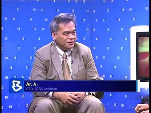 Ar. Azim A. Aziz on BERNAMA TV