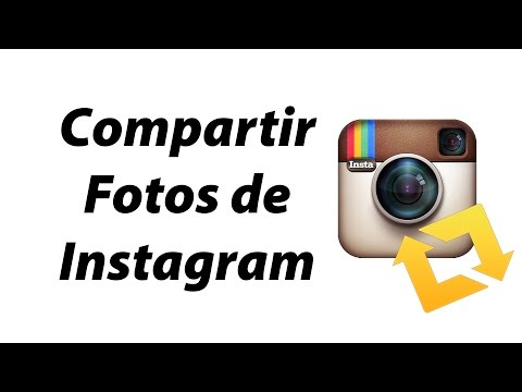 Tutorial - Como Compartir Fotos de Instagram 2015