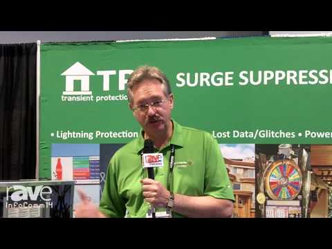 InfoComm 2014: Transient Protection Design Shows its Surge Suppression Offerings