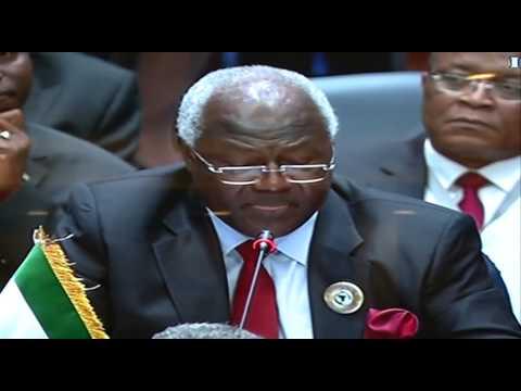 Kuwait - CLOSING SESSION Arab Africa Summit - APA