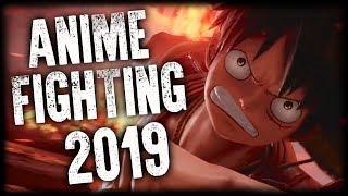 ANIME FIGHTING 2019 ? JUMP FORCE [TRAILER E3 2018]