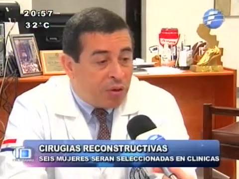 Clínicas ofrece cirugías reconstructivas mamarias para mujeres con cáncer - 14/03/14