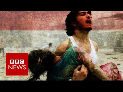 Syria's horrifying statistics - BBC News