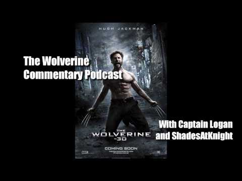 The Wolverine Commentary Podcast