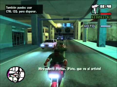 Como pasar la mision Just Business Gta San Andreas  (Loquendo)