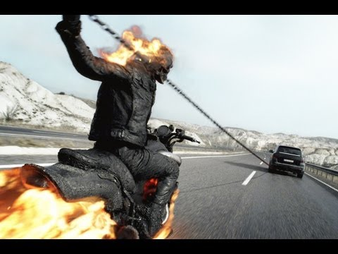 Ghost Rider 2: Spirit Of Vengeance 3D - Movie Review