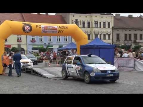2. Rajd Oświęcimski | Adam Wrocławski Adam Mendoń | Renault Clio [MotoRecords.pl]