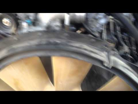 Fan Clutch Removal 2003 6.0 Powerstroke