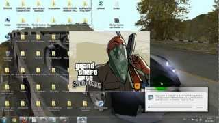 [Tutorial]Como descargar e instalar GTA San Andreas full y en español[LOQUENDO][MEDIAFIRE]