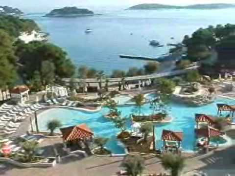 Croatian Hotels On The Beach