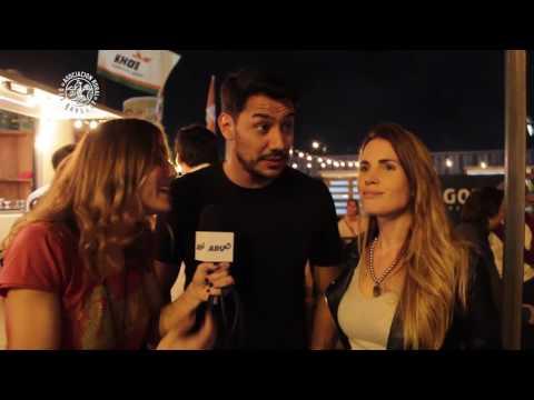 Expo Prado 2016 - Damián Herrera y Nadia Theoduloz