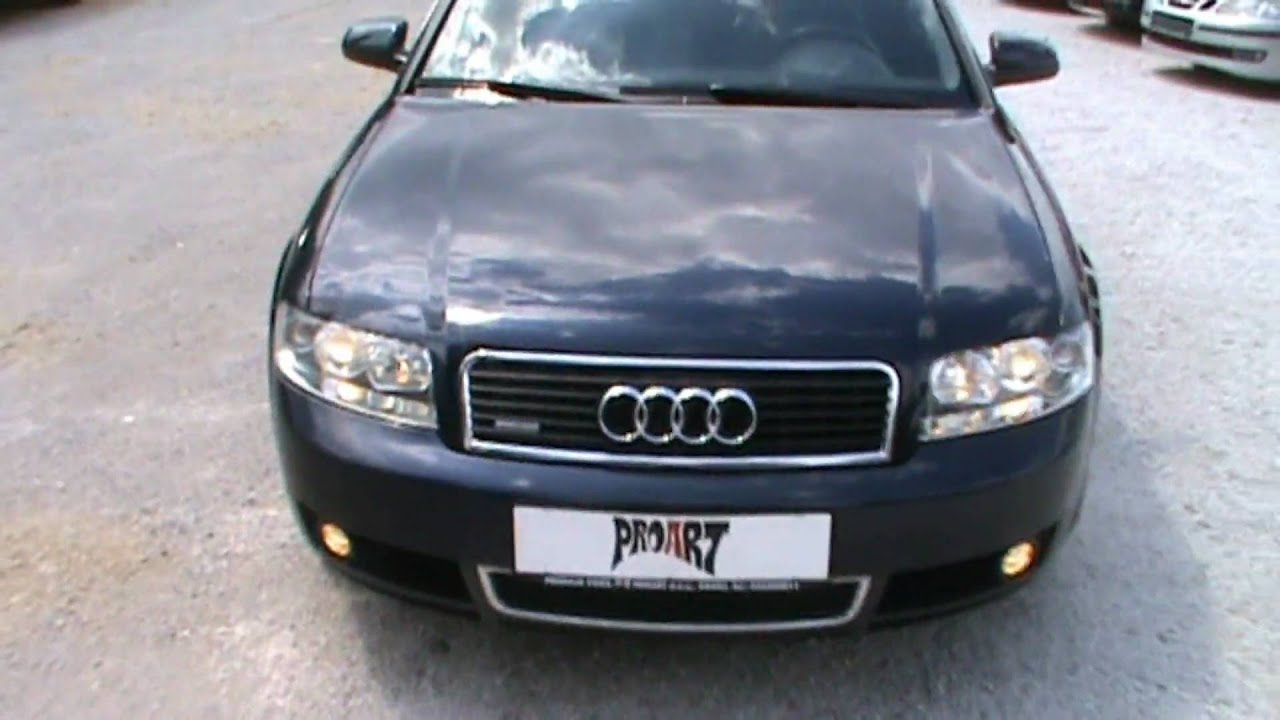 2004 Audi A4 Avant Quattro 2 5 V6 Tdi Full Review Start Up