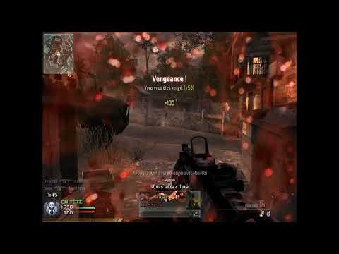 Call of Duty Modern Warfare 2 - Multiplayer BaBoU X3 teste mélée générale.wmv