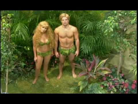 Adam and eve versus the cannibals 1